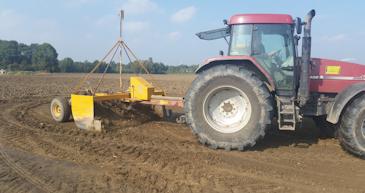 kilveren grondverzet testers loonbedrijf dinteloord